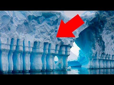 Таяние Ледников Открыло Самый Загадочный Обьект в Антарктиде