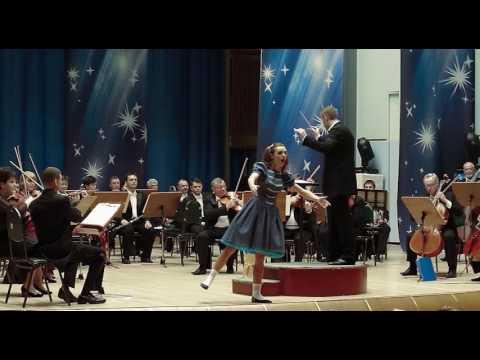 Лариса Юдина - Ария куклы Олимпии «Les Oiseaux Dans La Charmille» («Сказки Гофмана», Ж. Оффенбах)