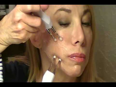 Lunch Time Face Lift: Micro-Current Demonstration And Info