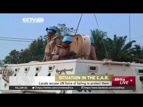 France says will not abandon Central African Republic
