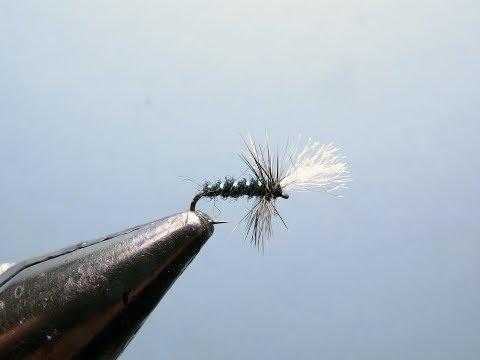 Parachute Midge Emerger | Yellowstone Country Fly Fishing