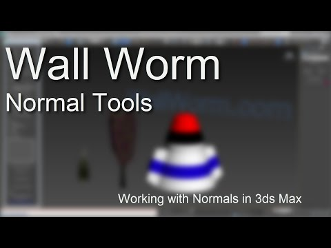 Normal Tools for 3ds Max