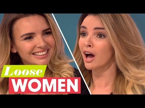 Nadine Coyle Speaks Out on 'Girls Aloud' Reunion Rumours | Loose Women