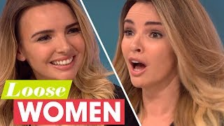 nadine coyle speaks out on girls aloud reunion rumours loose women