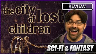 City of Lost Children - Movie Review (1995)