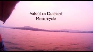 Valsad to Dudhani Motorcycle Trip