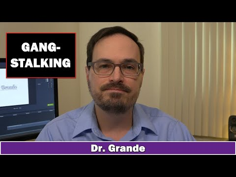 What is a Targeted Individual? | Gang-Stalking (Group-Stalking)