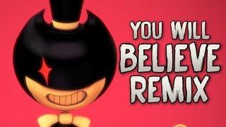 Gambar cover YOU WILL BELIEVE Remix | CG5 ft. DAGames [SFM]