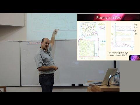 THE FRONTIERS OF NANO-SCIENCE WITH PLASMA • Dr. Bert Ellingboe | UCD