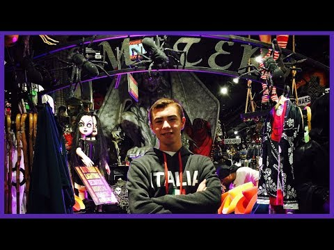 Halloween Adventure NYC Tour 2017 - YouTube