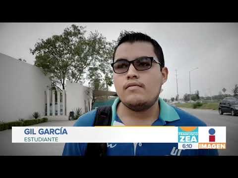 Hombre armado ingresa a la Universidad de Tamaulipas | Noticias con Francisco Zea