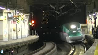 E5系東北新幹線やまびこ151号仙台行(大宮発着) Series E5 Shinkansen YAMABIKO No.151 for Sendai at Omiya