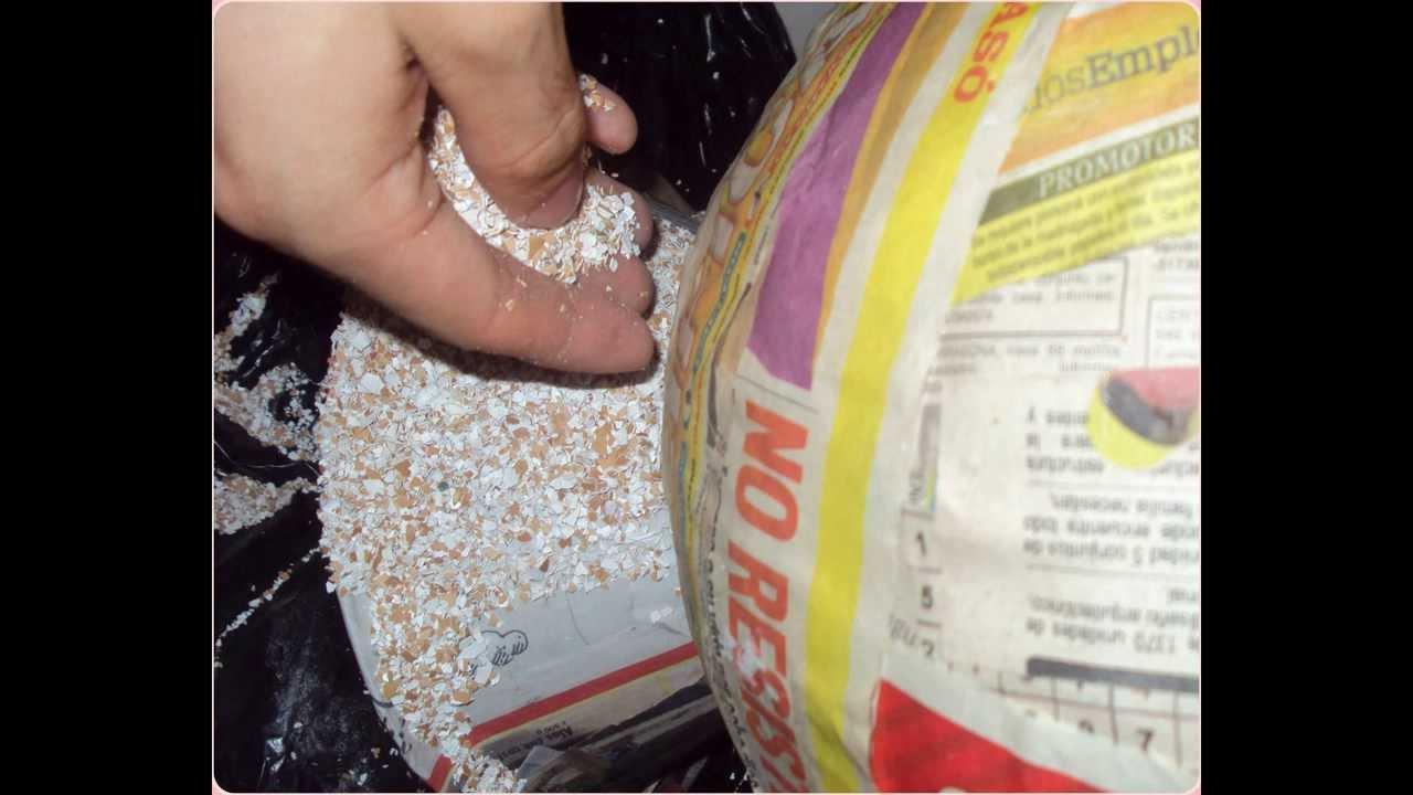 Paso a paso de jarr n reciclado como hacer un jarr n con - Manualidades de papel reciclado ...