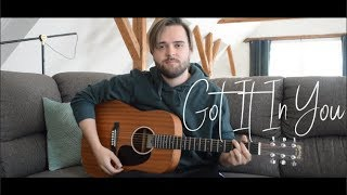 BANNERS - Got It In You (Acoustic Cover)