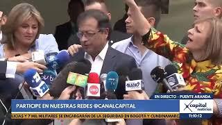 Gustavo Petro ejerció su derecho al voto | Elecciones 2018 | El Espectador
