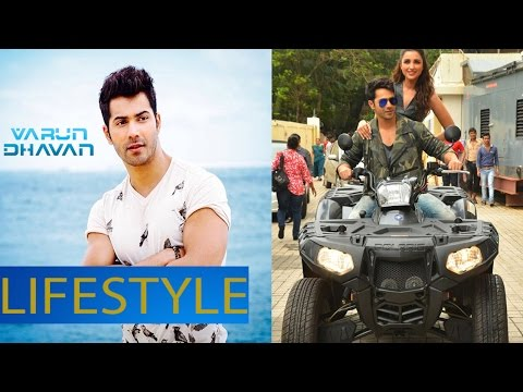 Varun Dhawan Lifestyle Income Net Worth Girlfriends Cars Bikes Movies Family Facts Songs Movies