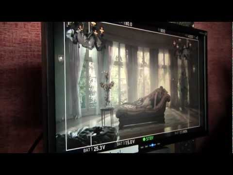 Avril Lavigne - Making of the Wild Rose Commercial
