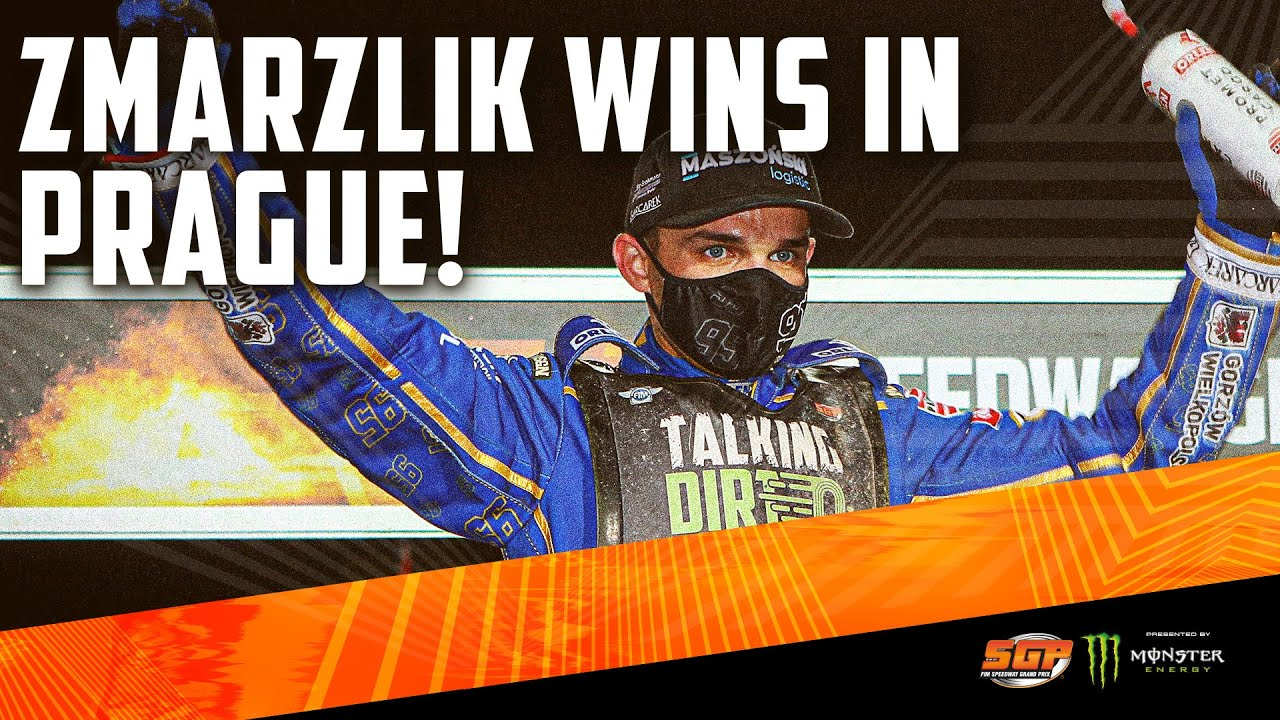 Zmarzlik wins in Prague! | FIM Speedway Grand Prix