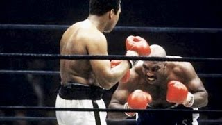 Muhammad Ali vs Earnie Shavers (Highlights)