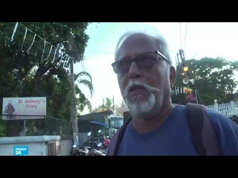 أحد الناجين من تفجيرات سريلانكا يروي ما حدث  - نشر قبل 4 ساعة