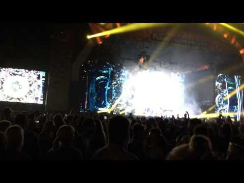 Future Music Festival Adelaide     Avicii  Wake me up