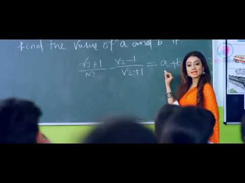 Student And Teacher | Very Heart'Touching Love Story Song | School Life | Entertainment Bustling V