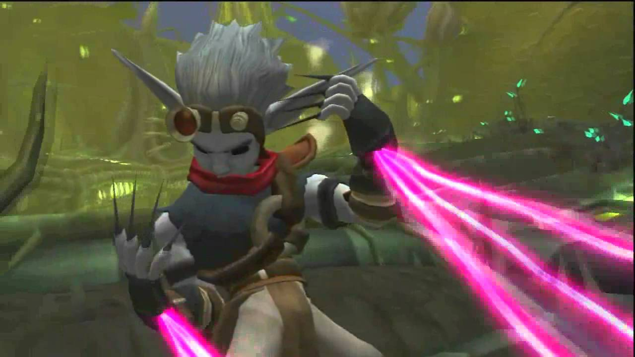how to use dark jak in jak 2