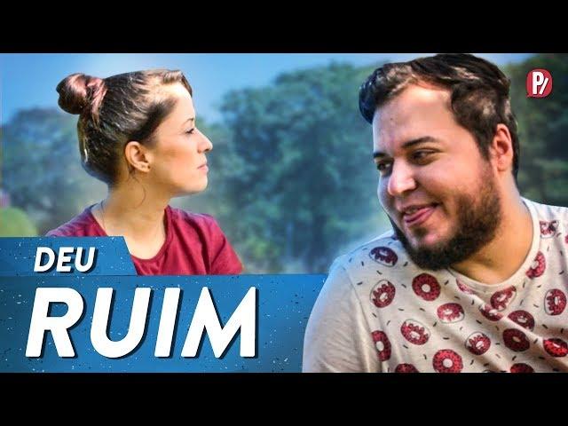 DEU RUIM | PARAFERNALHA