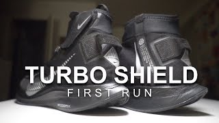 Turbo Shield - First Run