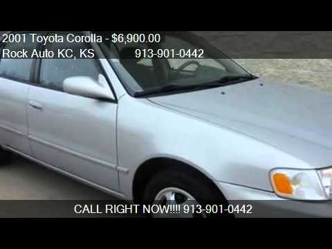 2001 Toyota Corolla LE - for sale in Overland Park, KS 66204
