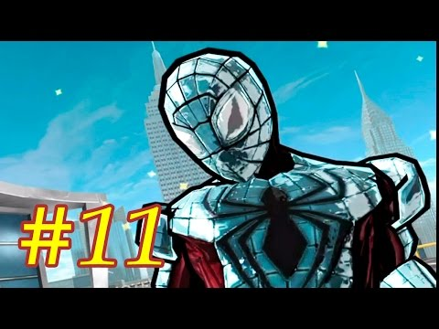 Hodgepodgedude играет Spider-man Unlimited #111 (2 сезон )