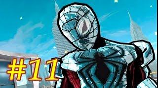 Spider-Man Unlimited играю #11 (мобильная версия) iOs