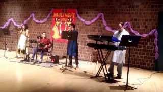 Kun Faya Kun (Rockstar Cover)- Haazaron Khwahishey @ Diwali 2015 Rochester