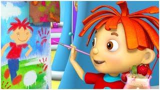 כל רוזי פרקים מלאים | ילדים קריקטורות ||| יום הילדים