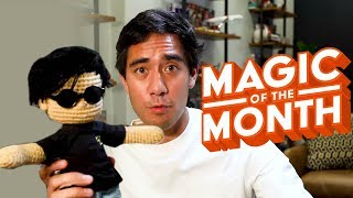Coolest Fan Mail | MAGIC OF THE MONTH | Zach King (June 2019)