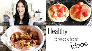 Easy Healthy Breakfast Hacks!