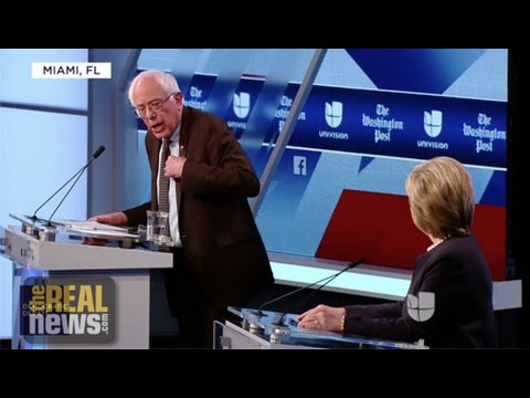 Sanders Says Clinton Charges are Fabrications