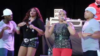 Salt N Pepa (Push It) - Live at the Alameda County Fair 2012