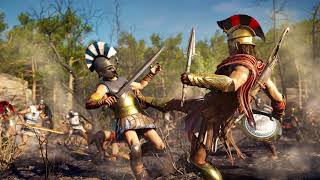 Assassin's creed odyssey story trailer song