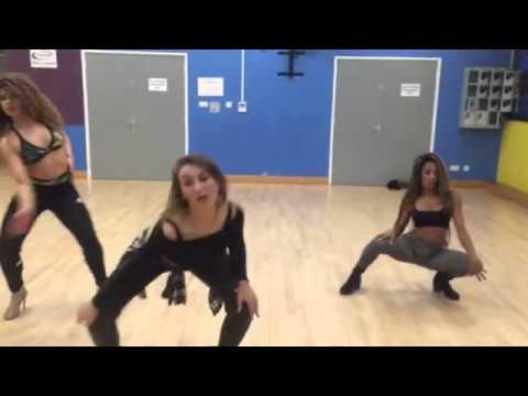 TINASHE-Party Favors(ft Young Thug) - choreography by Angelika Zebrowska