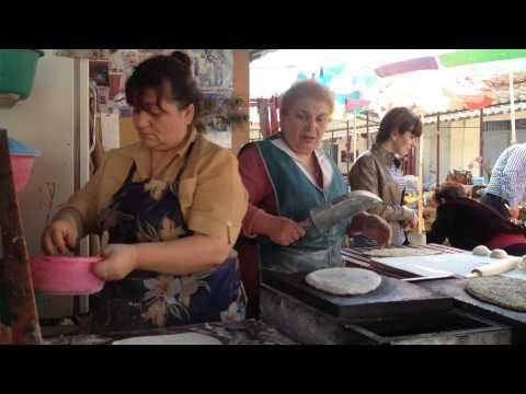 Artsakh (Nagorno Karabakh). Stepanakert. Preparing Zhengyalov Hats
