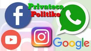 Privateca Politiko kaj Ni (Privacy Policy and Us) #Esperanto #Venezuela #EsperantoaLives