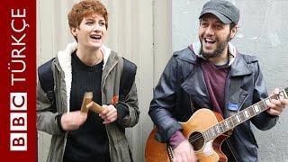 İstanbul sokaklarının yeni müziği - BBC TÜRKÇE