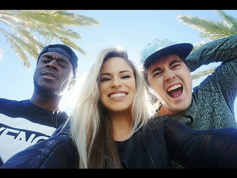 ✈ Travel Vlog - From Miami to Beverly Hills