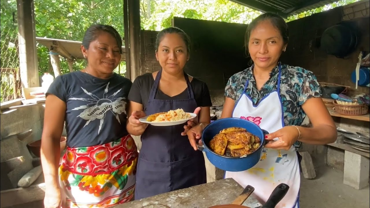 Delicias de Guatemala/ Chiles rellenos