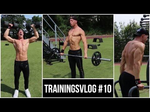 TRAININGSVLOG #10: Schouders & Triceps
