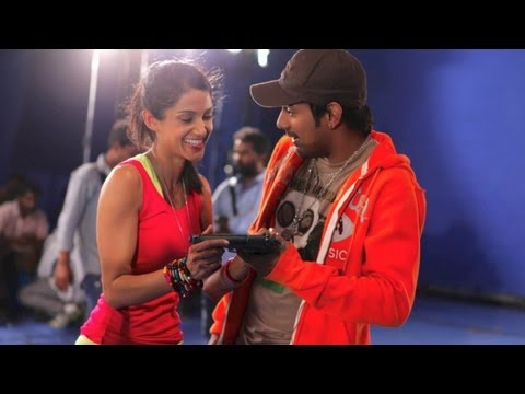 D For Dopidi Telugu Movie Making  Varun Sandesh, Sundeep Kishan,Melanie Kannokada