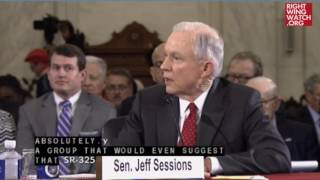 RWW News: Jeff Sessions Calls Operation Rescue