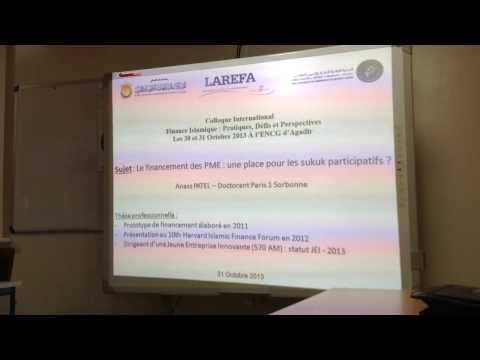 Financement des PME : une place pour les sukuk participatifs?