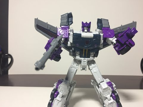 Transformers Titans Return Murk and Decepticon Octone (Octane) Review